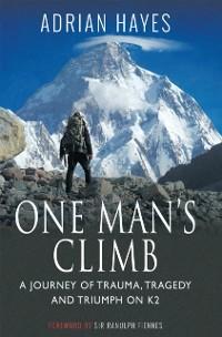 Cover One Man's Climb