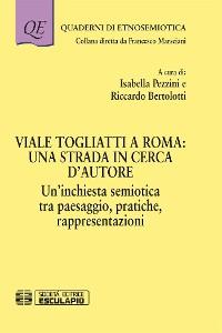 Cover Viale Togliatti a Roma: una strada in cerca d'Autore