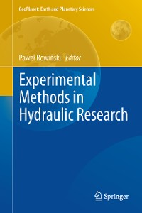 Cover Experimental Methods in Hydraulic Research
