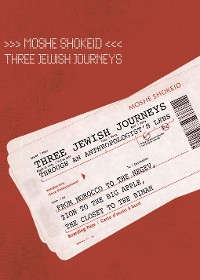 Cover Three Jewish Journeys Through an Anthropologist's Lens