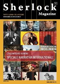 Cover Sherlock Magazine 50