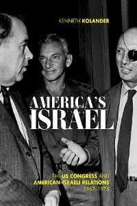 Cover America's Israel