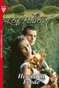 Cover Leni Behrendt 58 – Liebesroman