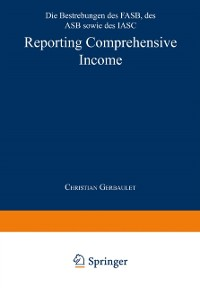 Cover Reporting Comprehensive Income