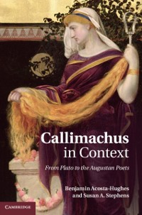 Cover Callimachus in Context