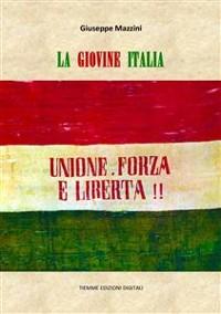 Cover La Giovine Italia