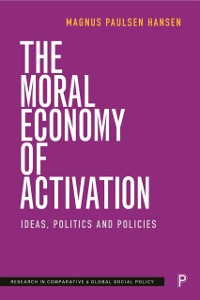 Cover Moral Economy of Activation