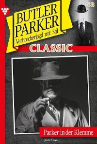 Cover Butler Parker Classic 58 – Kriminalroman