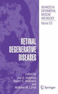 Cover Retinal Degenerative Diseases