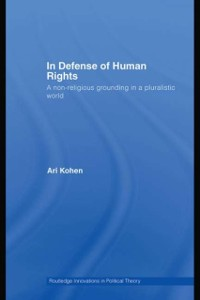 Cover In Defense of Human Rights