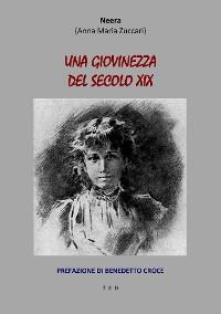 Cover Una giovinezza del secolo XIX