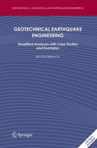 Cover Geotechnical Earthquake Engineering