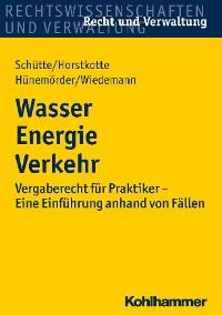 Cover Wasser Energie Verkehr