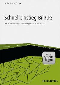 Cover Schnelleinstieg BilRUG - inkl. Arbeitshilfen online