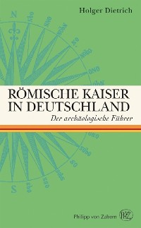 Cover Römische Kaiser in Deutschland