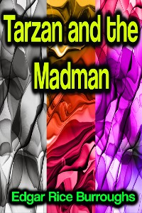 Cover Tarzan and the Madman