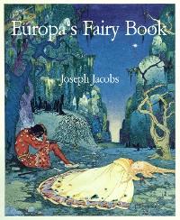 Cover Europa's Fairy Book