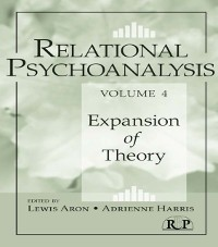 Cover Relational Psychoanalysis, Volume 4