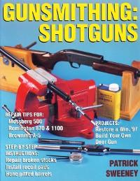 Cover Gunsmithing: Shotguns