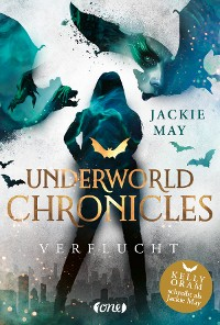 Cover Underworld Chronicles - Verflucht