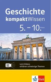 Cover Klett kompaktWissen Geschichte 5-10