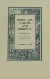 Cover Promoters, Patriots, and Partisans