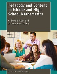 Cover Pedagogy and Content in Middle and High School Mathematics