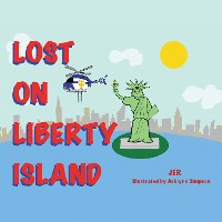 Cover Lost on Liberty Island