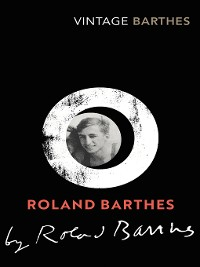 Cover Roland Barthes by Roland Barthes