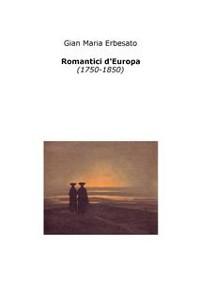 Cover Romantici d'Europa (1750-1850)