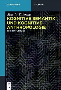 Cover Kognitive Semantik und Kognitive Anthropologie