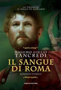 Cover Il sangue di Roma
