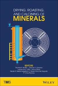 Cover Drying, Roasting, and Calcining of Minerals
