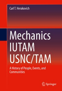 Cover Mechanics IUTAM USNC/TAM