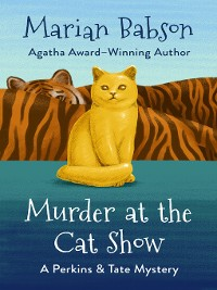 Cover Murder at the Cat Show