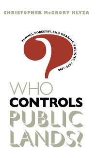 Cover Who Controls Public Lands?