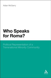Cover Who Speaks for Roma?