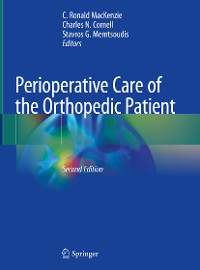 Cover Perioperative Care of the Orthopedic Patient