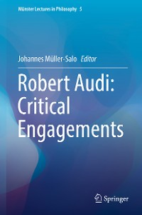Cover Robert Audi: Critical Engagements