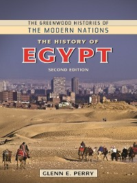 Cover The History of Egypt