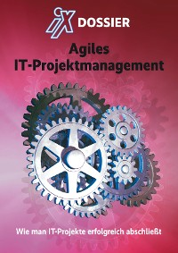 Cover iX Dossier: Agiles IT-Projektmanagement