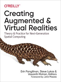 Cover Creating Augmented and Virtual Realities