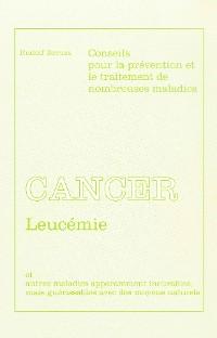 Cover Cancer - Leucémie
