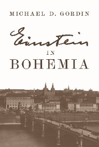 Cover Einstein in Bohemia
