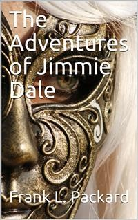 Cover The Adventures of Jimmie Dale
