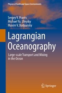 Cover Lagrangian Oceanography
