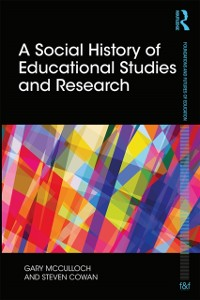 Cover Social History of Educational Studies and Research