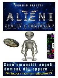 Cover ALIENI-Realtà o Fantasia