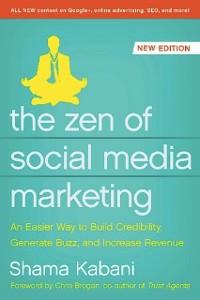 Cover Zen of Social Media Marketing