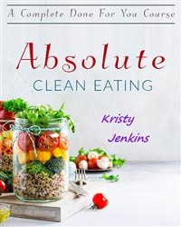 Cover Absolute Clean Eating
